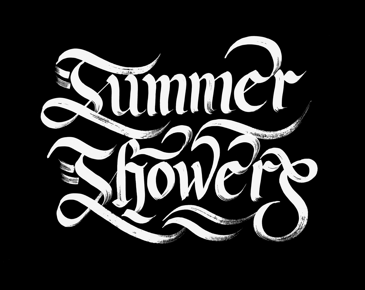Summer-Showers